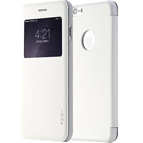 Кожаный чехол Rock Uni Series для iPhone 6 Plus