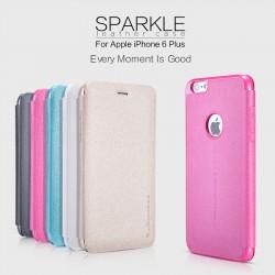 Кожаный чехол Nillkin Sparkle Series для iPhone 6 Plus