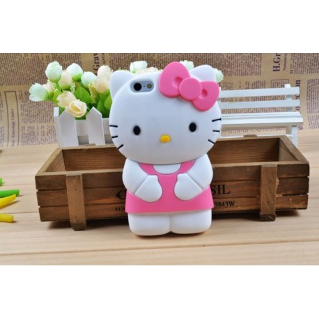 Накладка 3D Hello Kitty