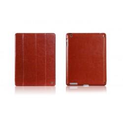 Кожаный чехол HOCO Crystal для iPad 2/3/4
