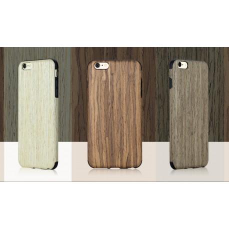 """Деревянная накладка Rock Origin Series для iPhone 6/6s (4.7"""")"""