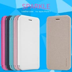"Чехол (книжка) Nillkin Sparkle Series для iPhone 7 (4.7"")"
