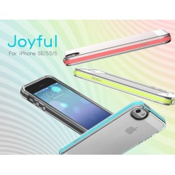 Чехол ROCK Joyful Series для iPhone 5/5S/SE