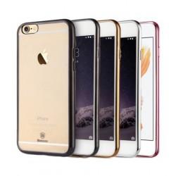 """Чехол для iPhone 6/6s plus (5.5"""") с глянцевой окантовкой"""