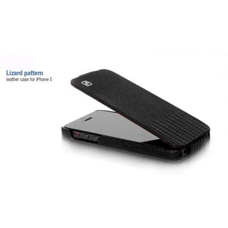 Чехол HOCO Lizard flip для iPhone 5/5S