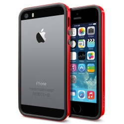 Бампер SGP Neo Hybrid EX Slim Vivid Series для Apple iPhone 5/5S (+ пленка)