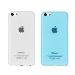 Чехол ультратонкий 0.4mm для iPhone 5C